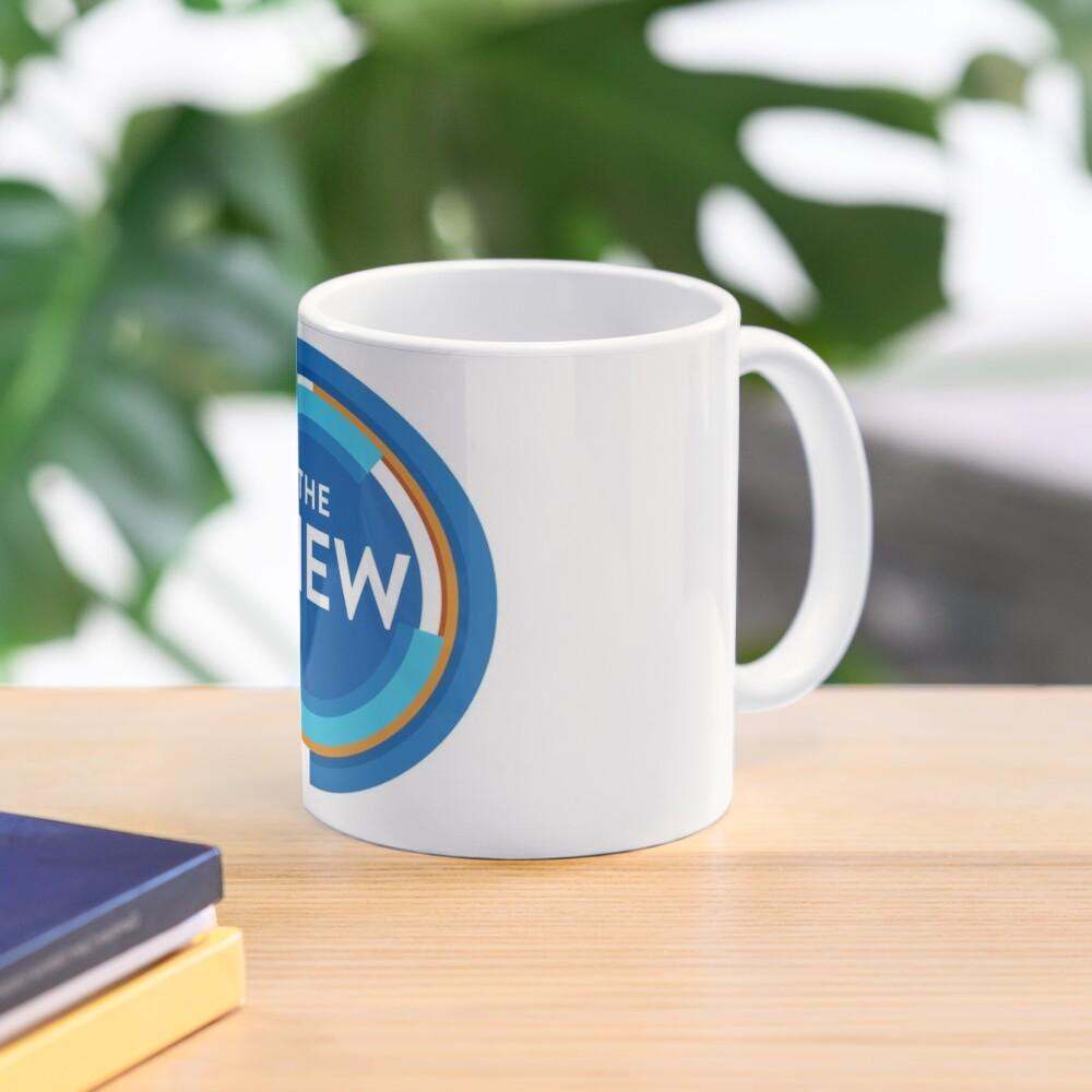 The View - Talk Show Logo Mug