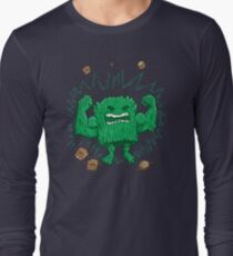 The Strongest Log of ALL Long Sleeve T-Shirt