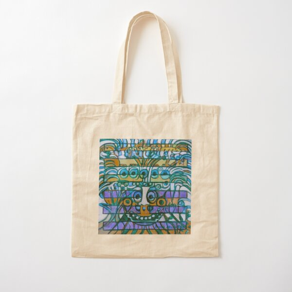 Hexagram 42: Yì  (Increase) Cotton Tote Bag