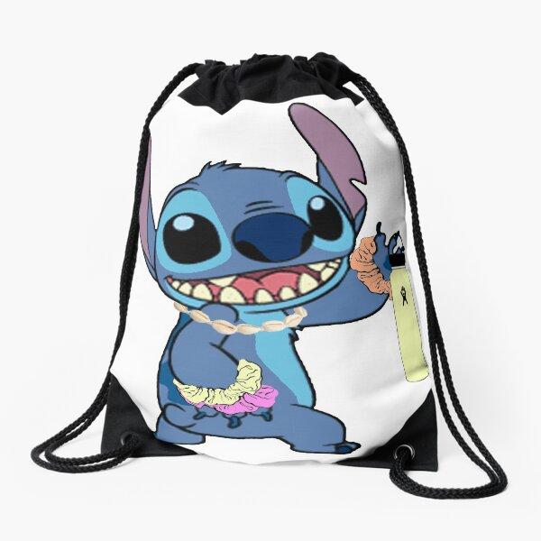Vsco Girl Stitch Drawstring Bag
