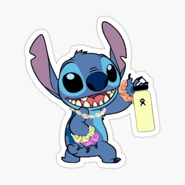 Vsco Girl Stitch Sticker