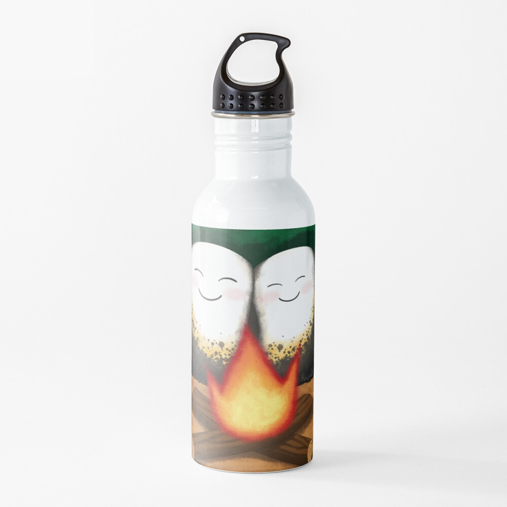 Toasty Marshmallows Water Bottle