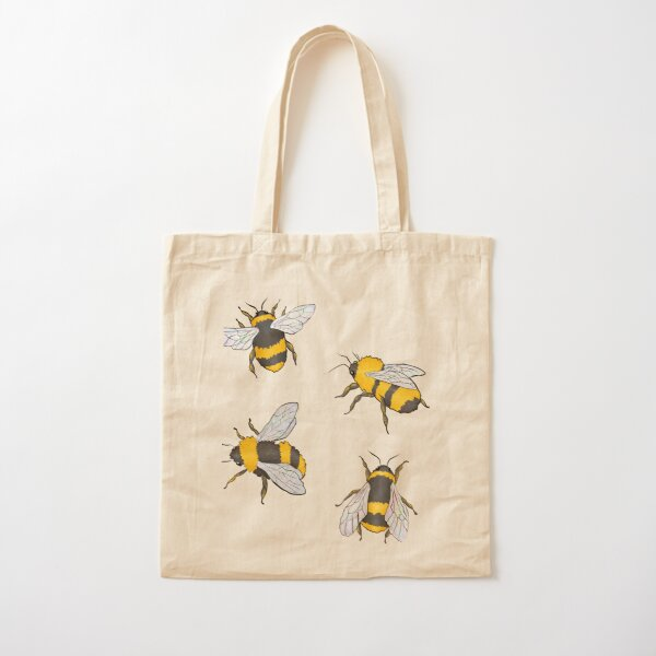 BEES? Cotton Tote Bag