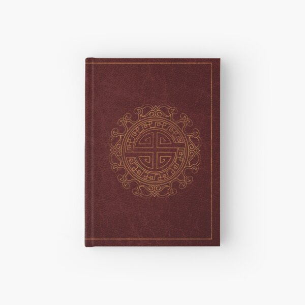 Miraculous Grimoire Hardcover Journal