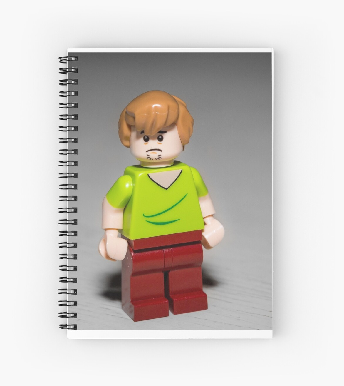 Scooby Doo Wall Stickers Quot Fred Jones Scooby Doo Quot Spiral Notebooks By Garykaz