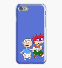 Rugrats Tommy and Chuckie iPhone Case/Skin