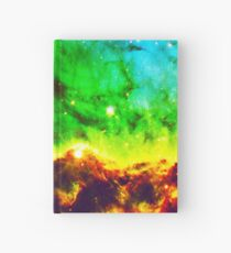 Hubble Cloud Hardcover Journal