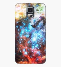 Colorful Star Cluster Case/Skin for Samsung Galaxy