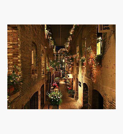 Old Market Passageway Photographic Print