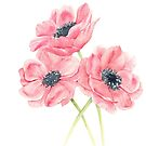anemones by youdesignme