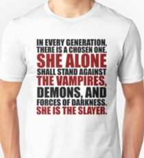 """In every generation..."" Unisex T-Shirt"