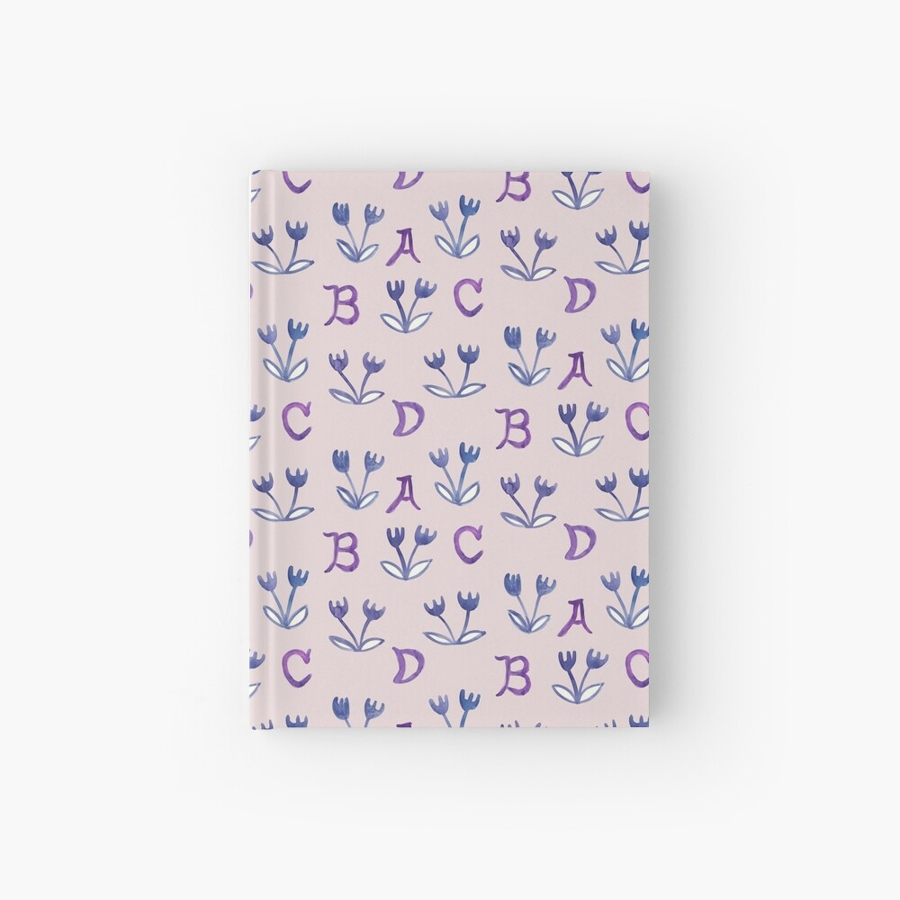 Back To Basics ABCD Hardcover Journal