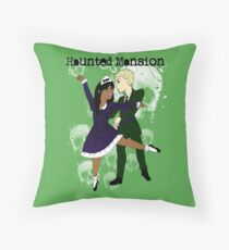 Mansion Dreams Throw Pillow