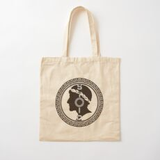 The Stoic - Stoic Emblem - Stay Stoic Cotton Tote Bag