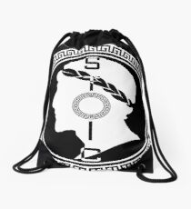 The Stoic - Stoic Emblem - Stay Stoic Drawstring Bag