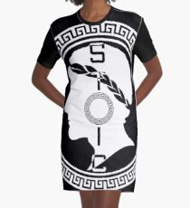 The Stoic - Stoic Emblem - Stay Stoic Graphic T-Shirt Dress