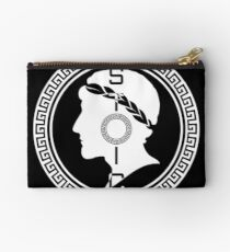 The Stoic - Stoic Emblem - Stay Stoic Zipper Pouch