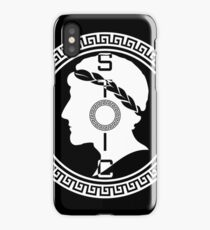 The Stoic - Stoic Emblem - Stay Stoic iPhone Case