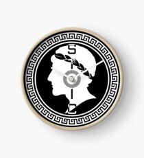 The Stoic - Stoic Emblem - Stay Stoic Clock