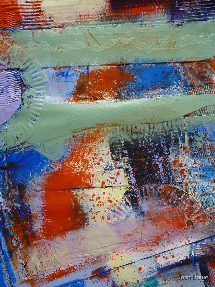 Imbue (Detail 3) by Josh Bowe
