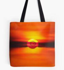 Swadhisthana ~ Sacral Chakra ~ Orange Tote Bag