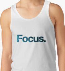 Focus. Tank Top