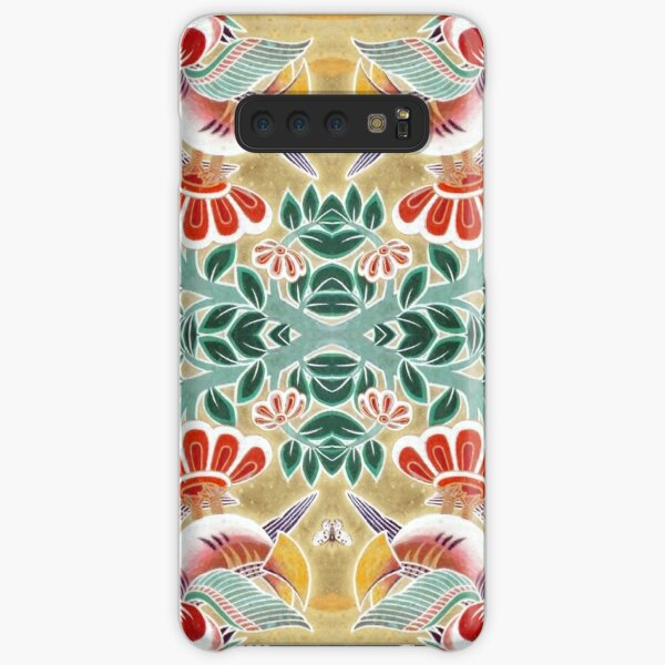 Nihonga Ducks Samsung Galaxy Snap Case