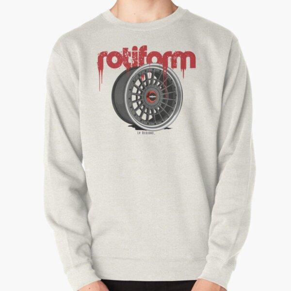 Rotiform Wheels Pullover Sweatshirt