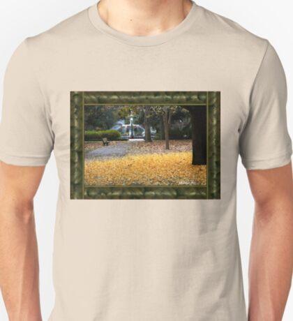 A Carpet of Golden Leaves T-Shirt