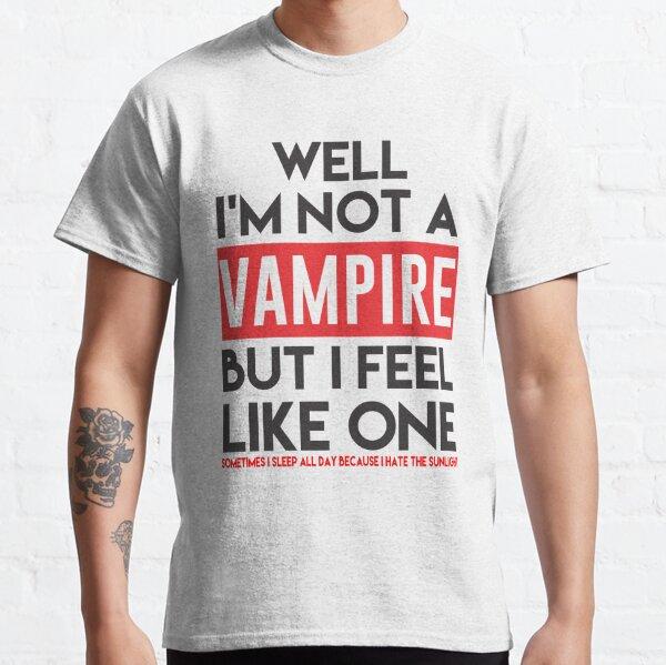 Falling In Reverse - I'm Not A Vampire Classic T-Shirt