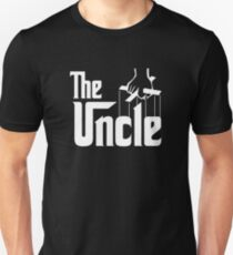 The Uncle T-shirt Godfather Inspired Unisex T-Shirt