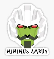 Minimus Ambus - MTMTE Sticker