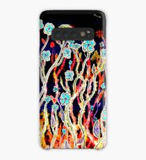 Spring Time Flowers Case/Skin for Samsung Galaxy