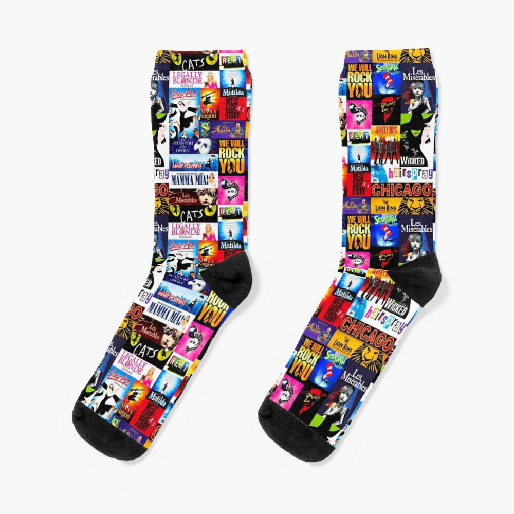 Musicals Socks