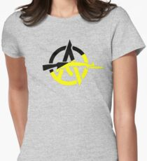 Anarcho Capitalism Women's Fitted T-Shirt