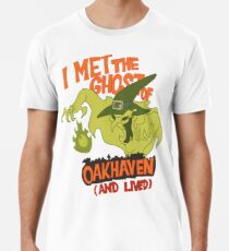 I Met the Ghost of Oakhaven (And Lived!) - Scooby-Doo and the Witch's Ghost Premium T-Shirt