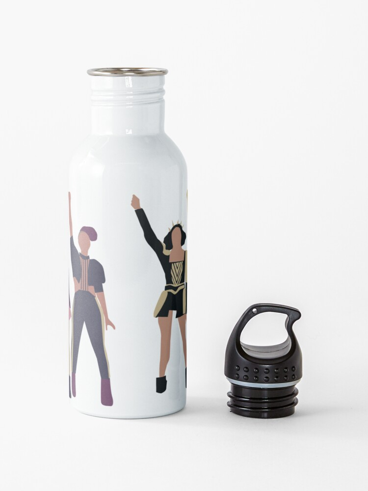 Alternate view of Six the Musical Water Bottle