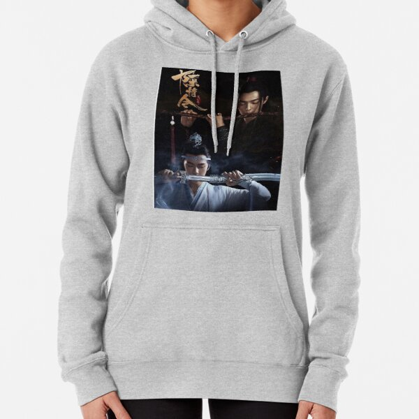 The Untamed  Bromance poster Pullover Hoodie