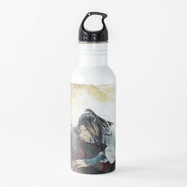 El cartel de Bromance indomable Botella de agua