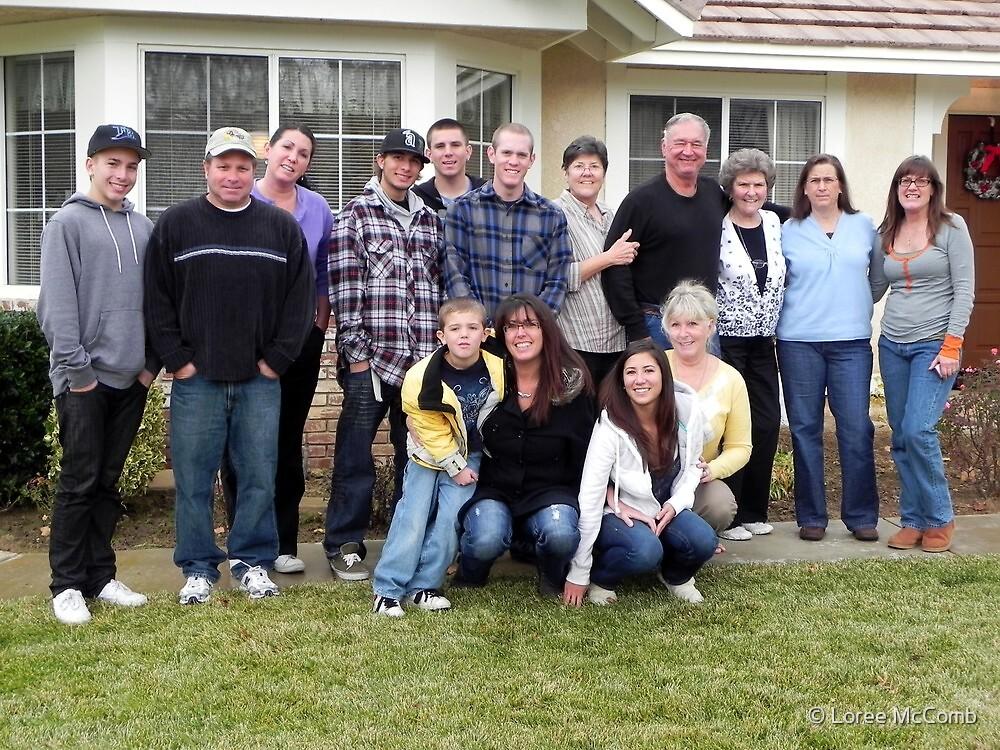 Family Reunion by © Loree McComb