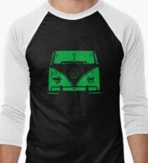 VW Kombi Green Design T-Shirt