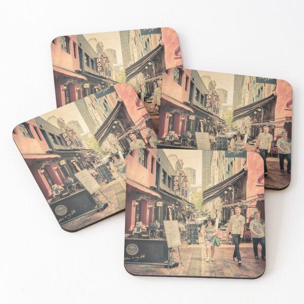 Hardware Lane Coasters (Set of 4)
