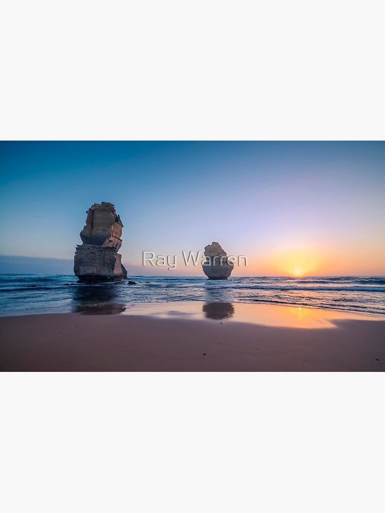 Apostles Sunset by RayW