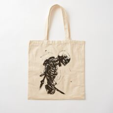 How Peaceful The Slumber Cotton Tote Bag