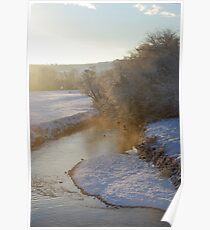 The Misty River Poster