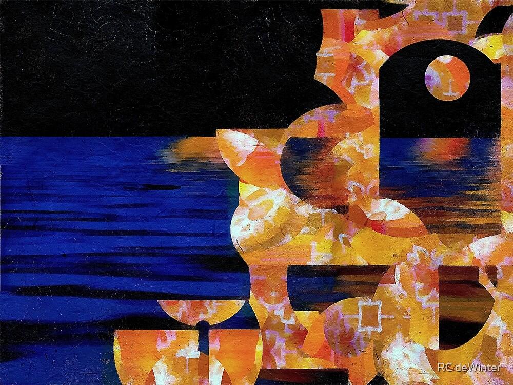 Lafcadio's Dream by RC deWinter