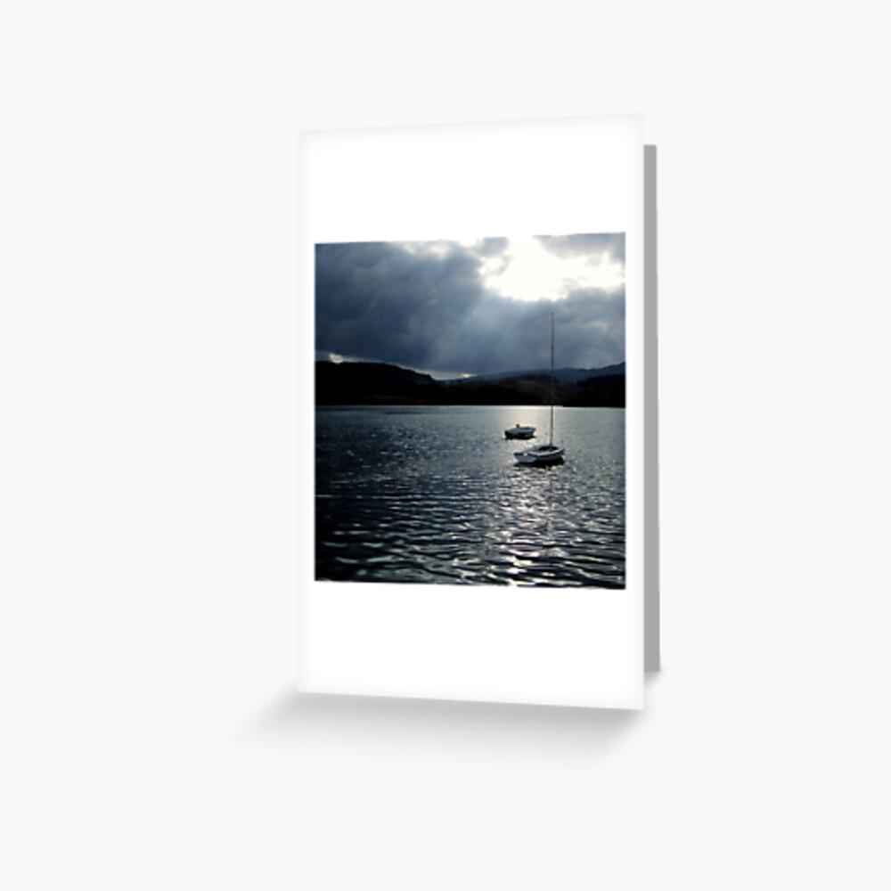 Wayfarer - Loch Ard Greeting Card