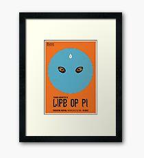 Life of Pi Framed Print