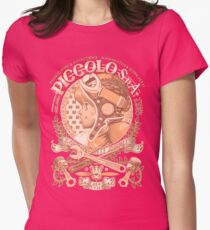 Piccolo S.p.A. Womens Fitted T-Shirt