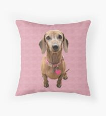 Team Coco Throw Pillow